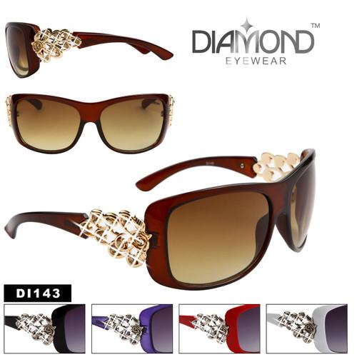 Wholesale Rhinestone Sunglasses - Diamond™ Eyewear - Style # DI143