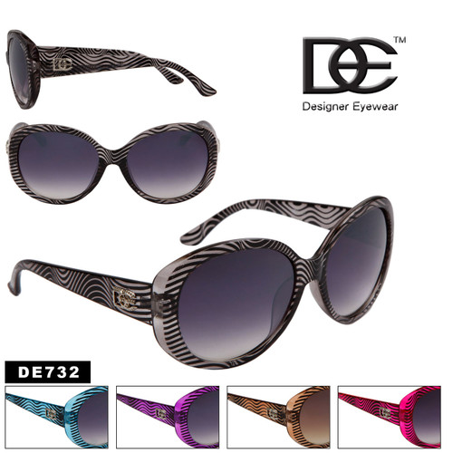 Women's DE™ Designer Eyewear by the Dozen - Style # DE732