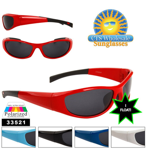 Floating Polarized Sunglasses - Fishing Sunglasses!