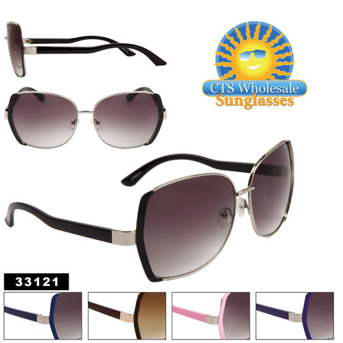 Fashion Sunglasses Wholesale - Style # 33121