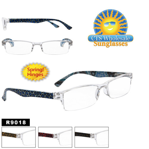 Wholesale Reading Glasses with Spring Hinges