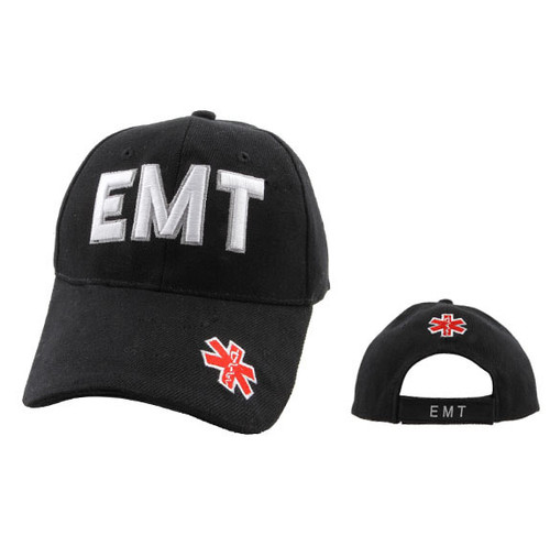 EMT Wholesale Cap-Black