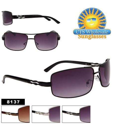 Wholesale Metal Sunglasses 8137