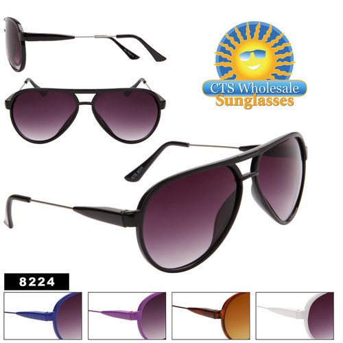 Wholesale Aviators by the Dozen - 8224