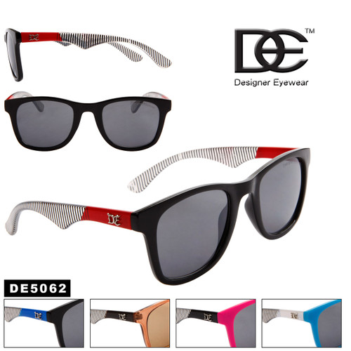 DE™ Designer Sunglasses by the Dozen - DE5062