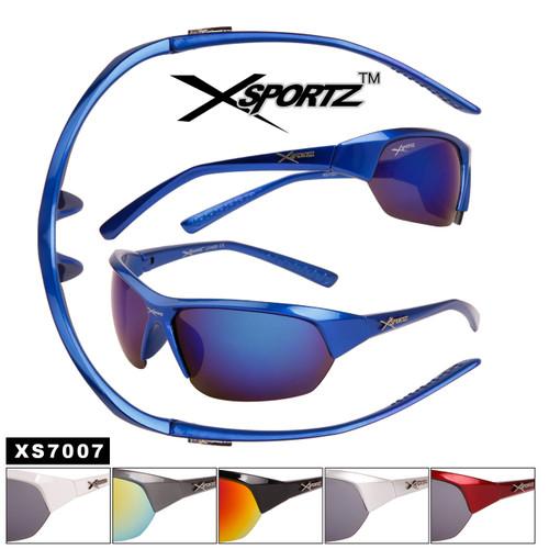 Sport Wholesale Men's Sunglasses - Style # XS7007