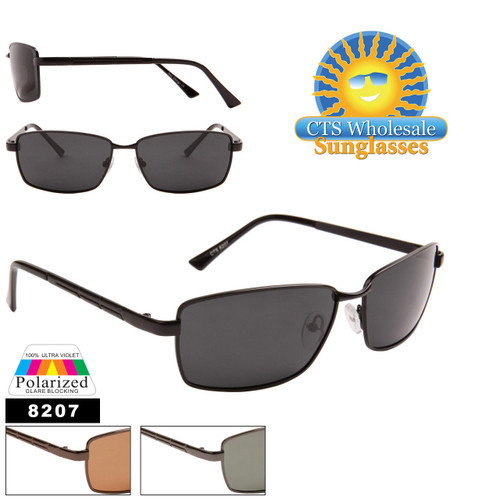 Wholesale Polarized Sunglasses - Style #8207