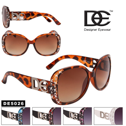 Vintage Sunglasses by the Dozen - Style #DE5026
