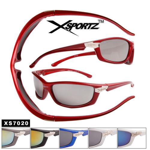 Men's Wholesale Sport Sunglasses - Style #XS7020