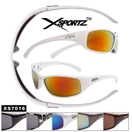 Men's Bulk Sports Sunglasses - Style #XS7016