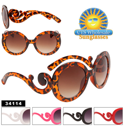 Lady Gaga Fashion Wholesale Sunglasses - Style #34114