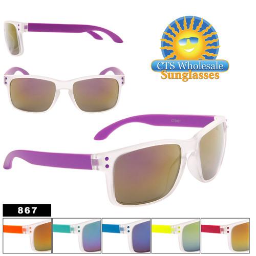 Unisex Wholesale Sunglasses - Style #867
