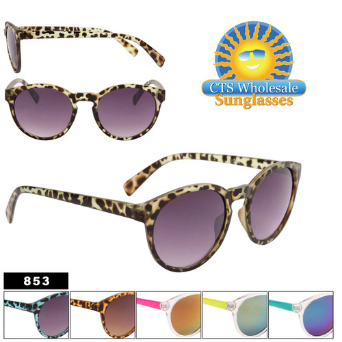 Women's Sunglasses in Bulk - Style #853