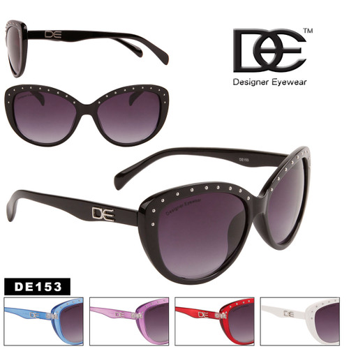 Women's DE™ Designer Sunglasses by the Dozen - Style
