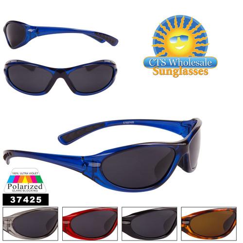 Bulk Men's Polarized Sunglasses - Style #37425