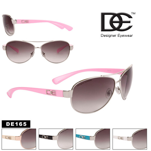 Wholesale DE™ Aviator Sunglasses - Style #DE165