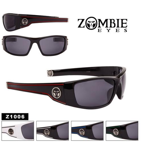 Men's Zombie Eyes™ Designer Sunglasses - Style #Z1006