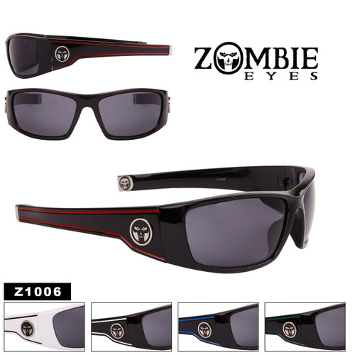 Men's Zombie Eyes™ Designer Sunglasses - Style #Z1006