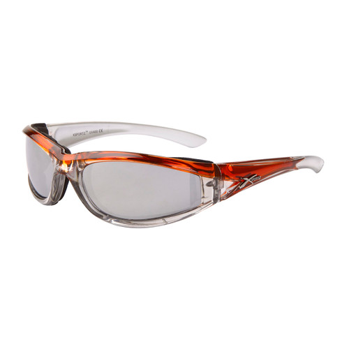 8316e5a7b8b ... Xsportz™ Wholesale Motorcycle Sunglasses - Style  XS151 Orange ...