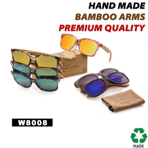 Bamboo Wood California Classics - Style #W8008