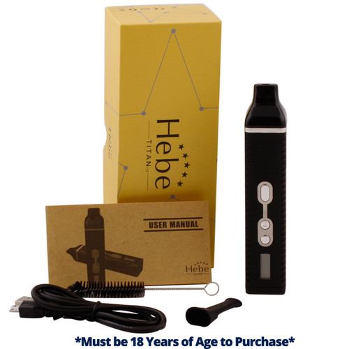 Titan 2   Vape Pen   Dry Herb