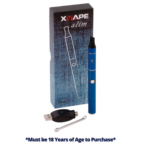 XVape Slim | Dry Herb | Blue