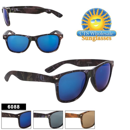 Camouflage Classic Sunglasses - Style #6088