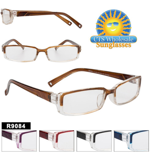 Plastic Reading Glasses in Bulk - R9084