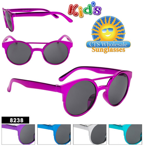 Wholesale Girl's Sunglasses - Style #8238