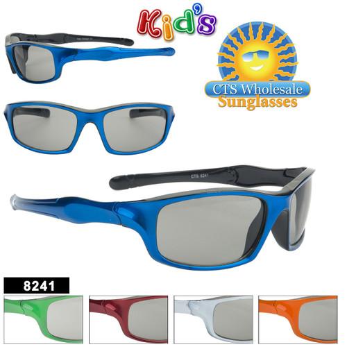 Kids Sports Sunglasses - Style #8241