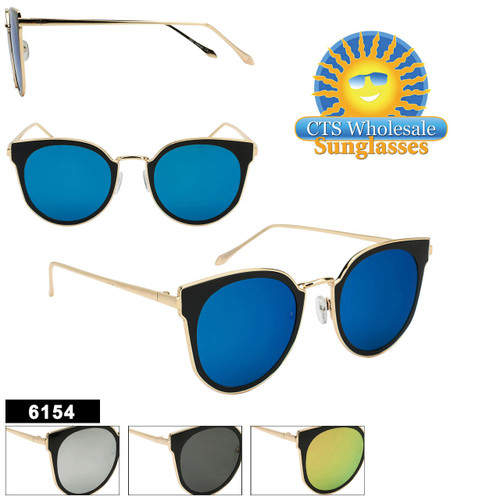 Women's Retro Sunglasses Wholesale - Style #6154