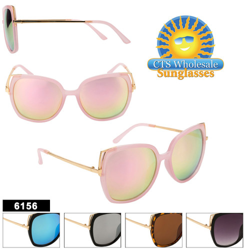 Wholesale Fashion Sunglasses - Style #6156