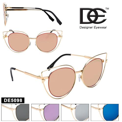 Cat Eye Sunglasses by DE™ Designer Eyewear - Style #DE5098
