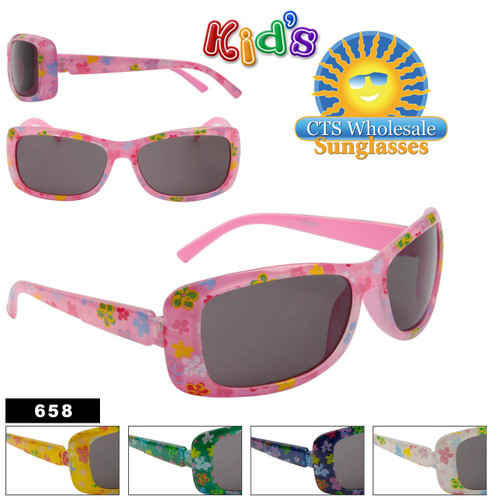 Wholesale Sunglasses for Girls 658