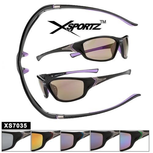 Xsportz™ Bulk Sports Sunglasses XS7035