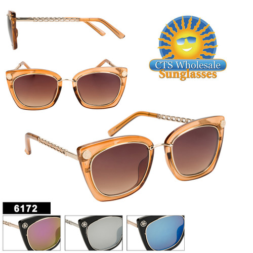 Women's Fashion Sunglasses - Style #6172