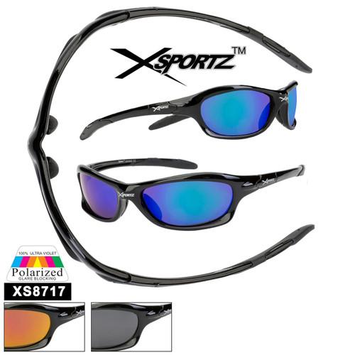 Polarized Xsportz™ Sunglasses Wholesale  - Style XS8717