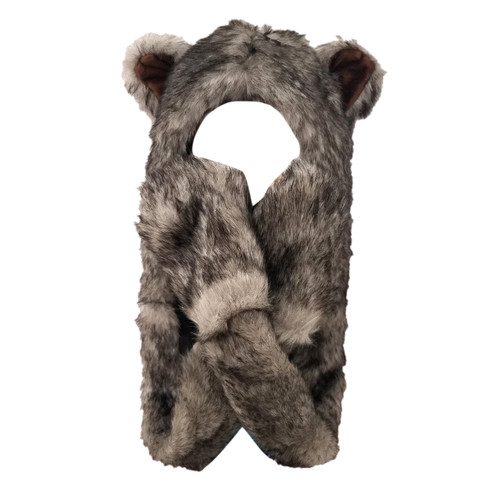Wolf A121 Long Arm Animal Hat