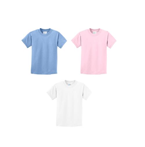 Wholesale Youth T-Shirts (12 PCS)