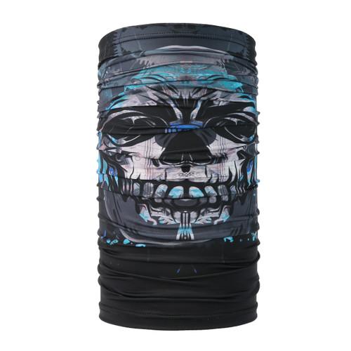 Tribal Skull Design Face Mask UV Protective (6 pcs.)