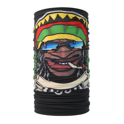 Rasta Design Face Mask UV Protective (6 pcs.)
