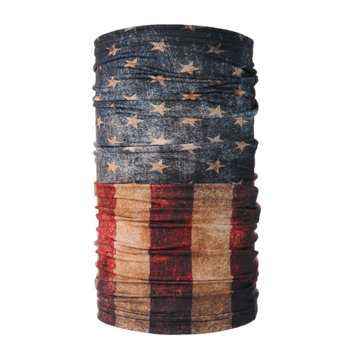 American Flag Design Face Mask UV Protective (6 pcs.)