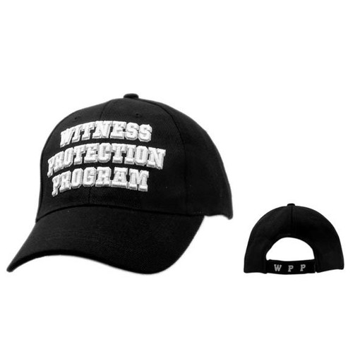 Wholesale Baseball Cap | Witness Protection Program