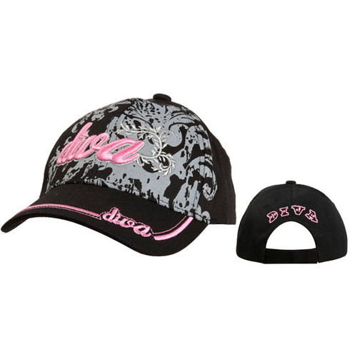 DIVA Junior's Baseball Cap
