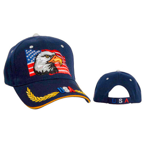 Baseball Cap C508 Navy Blue