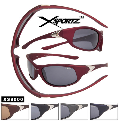 Xsportz Sporty Wholesale Sunglasses XS9000