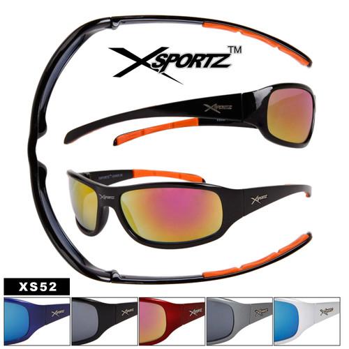 XS52 Men's Sports Sunglasses