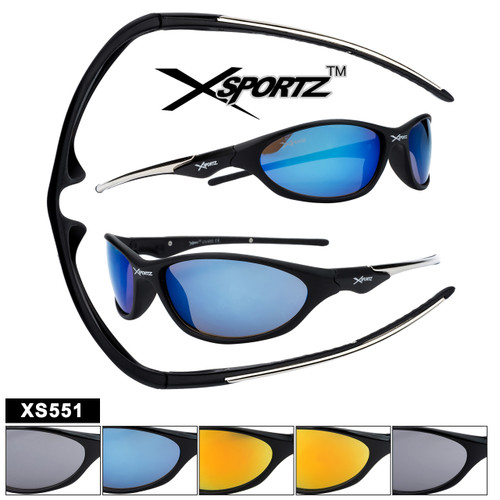 Xsportz Sunglasses XS551 Popular Sports Style