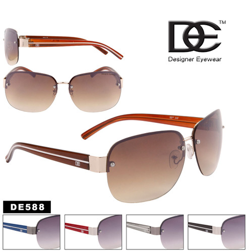DE™ Fashion Aviators in Bulk - Style #DE588