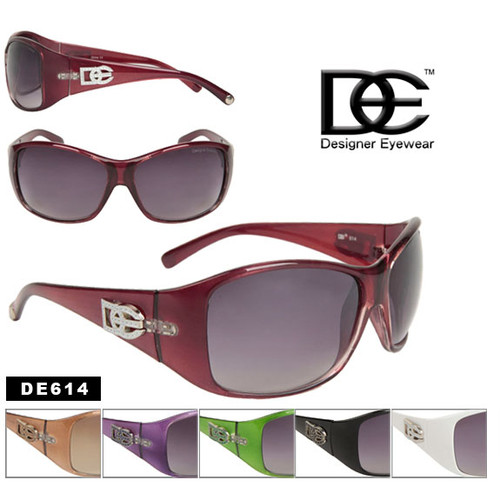 DE Designer Eyewear Fashion Sunglasses DE614